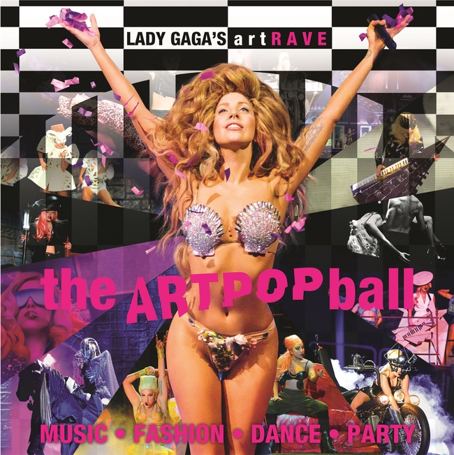 ���f�B�[�E�K�K�A�uartRAVE:the ARTPOP ball�v��{������8���ɊJ�ÁI