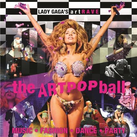『LADY GAGA'S artRAVE: the ARTPOP ball』 (okmusic UP\'s)