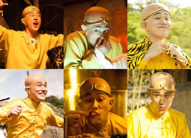松山ケンイチが喜怒哀楽を全身で表現、『珍遊記』場面写真が一挙解禁