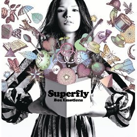 Superfly『Box Emotions』のジャケット写真