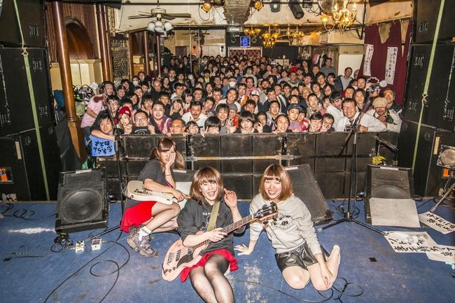 2月19日@渋谷チェルシーホテル