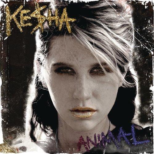 注目新人ケシャ(Ke$ha)のデビューアルバム「Animal」 (c)Listen Japan