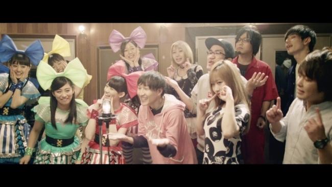 「Feel」MV キャプチャ