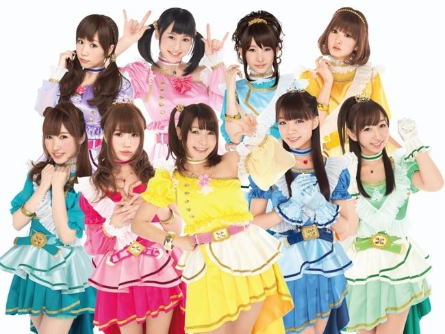 「第30回 日本ゴールドディスク大賞」特別賞などを受賞した、「ラブライブ!」発の声優ユニット・μ's