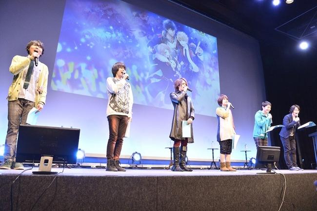『アイ★チュウ FAN MEETING ~first~』が大盛況(写真は昼の部の模様) Photo:杉浦弘樹 (C)Liber Entertainment Inc. All Rights Reserved.