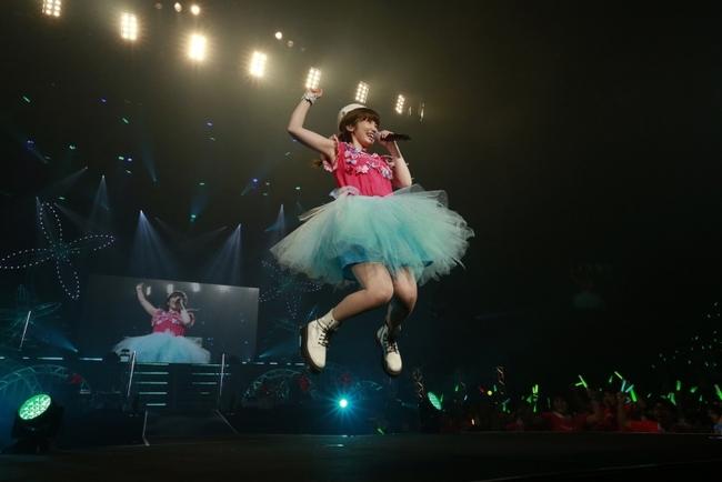"""内田彩2ndソロライブ""""Blooming!~咲き誇れみんな~""""の模様がBlu-rayに"""