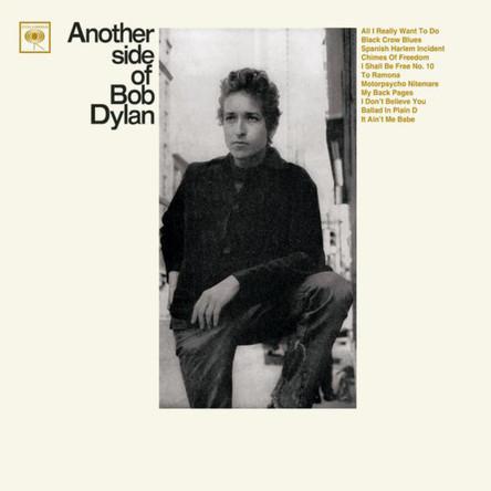 『ANOTHER SIDE OF BOB DYLAN』のジャケット画像 (okmusic UP\'s)