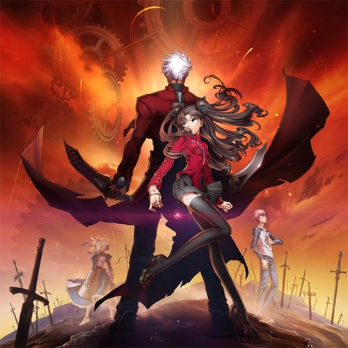 劇場版『Fate/stay night UNLIMITED BLADE WORKS』 (C)TYPE-MOON / Fate-UBW Project.