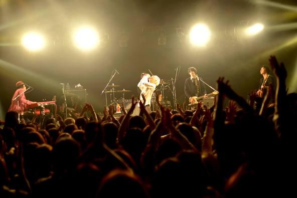 3月3日@渋谷TSUTAYA O-WEST (okmusic UP\'s)