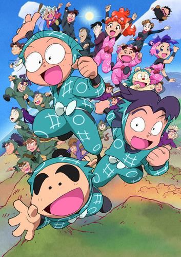 子供から大人まで幅広い層に人気のTVアニメ「忍たま乱太郎」 (C)NHK・尼子騒兵衛・総合ビジョン