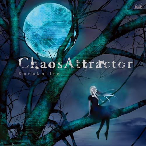 いとうかなこ『ChaosAttractor』ジャケット画像 (C)5pb. Inc