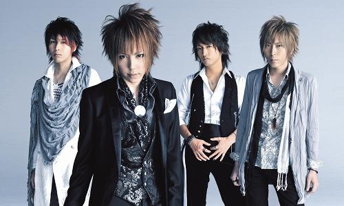 新曲「sleep」がレコチョクTV CMソングに決定したシド (c)Listen Japan