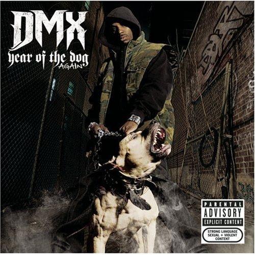 2006年の「Year of the Dog...Again」(写真)以来となる新作を発表するDMX (c)Listen Japan