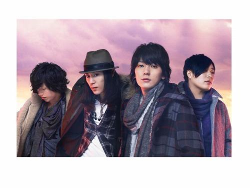 TBS系ドラマ『ブラッディ・マンデイ-シーズン2-』主題歌をリリースするflumpool (c)Listen Japan