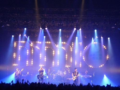 MONKEY MAJIK 10周年記念ツアー初日 (c)Listen Japan