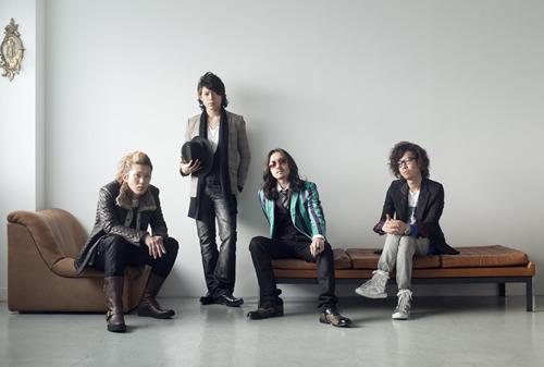 ニューシングル「Lost Love Song」PVフル視聴を開始したHi-Fi CAMP (c)Listen Japan