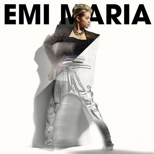 EMI MARIAとJAY'EDのコラボ曲第2弾を収録したメジャー1stアルバム『CONTRAST』 (c)Listen Japan