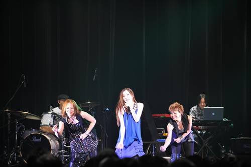 2月14日にライヴイベントを開催したタイナカサチ (c)Listen Japan