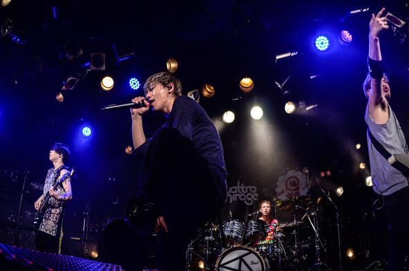 3月6日@渋谷クラブクアトロ (okmusic UP\'s)