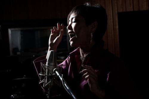 R&BシンガーTinaが5年ぶりにシーン復活 (c)Listen Japan