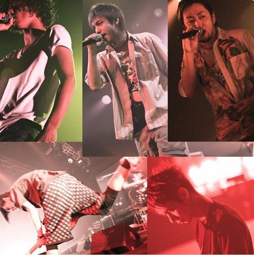 1夜限りのスペシャルライヴを開催するORANGE RANGE (c)Listen Japan