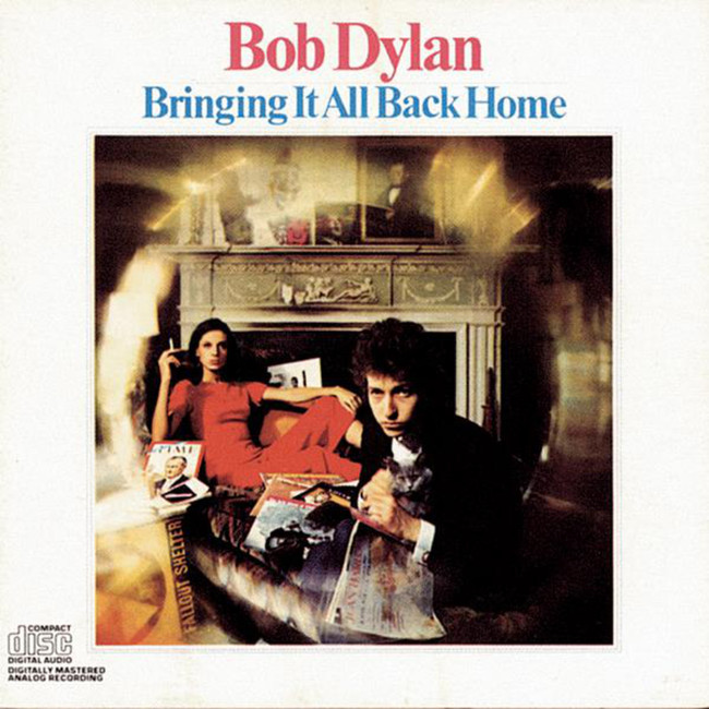 BRINGING IT ALL BACK HOME - �W���P�b�g�摜