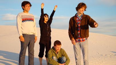 OGRE YOU ASSHOLEとのツアーに続き単独巡業ツアーの開催を発表したDEERHOOF (c)Listen Japan