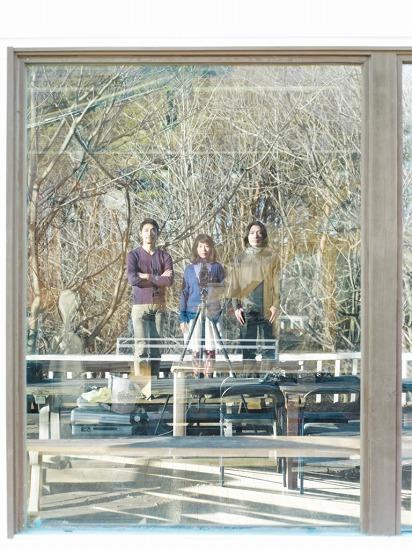 8枚目のアルバム、その名も『2010』をリリースするクラムボン (c)Listen Japan