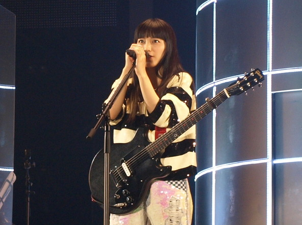 miwa@代々木第一体育館ライブの模様(1) (okmusic UP's)