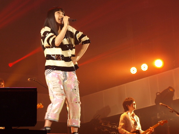 miwa@代々木第一体育館ライブの模様(2) (okmusic UP's)