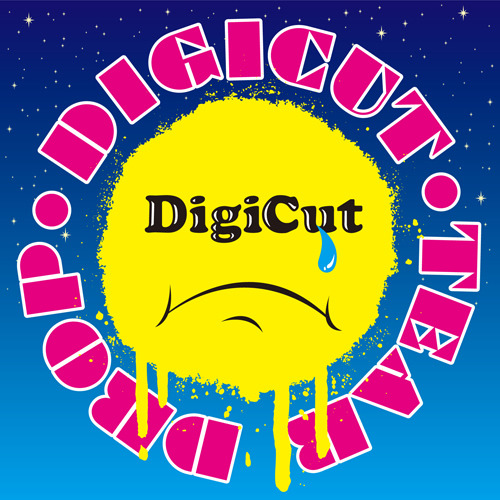 DigiCutのニューシングル「Tear Drop」 (c)Listen Japan