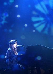 """よりシンプルに""""新居昭乃""""の音楽に触れる機会とあって、ファンには嬉しい追加公演となりそうだ。 (c)ListenJapan"""