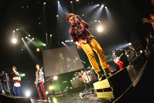4月10日(日)@赤坂BLITZ (okmusic UP\'s)