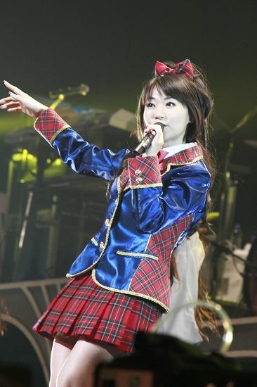 大盛況の全国ツアー、横浜アリーナ公演2Daysを行った水樹奈々 (c)Listen Japan