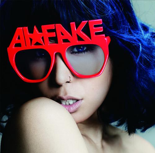 AI×安室奈美恵のニューシングル「FAKE」 (c)Listen Japan