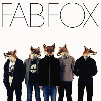 アナログ盤『FAB FOX』 (okmusic UP's)
