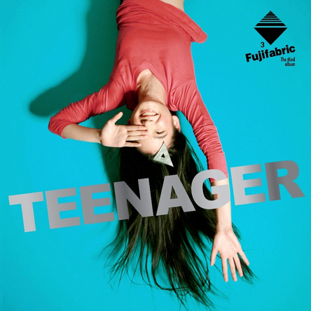 アナログ盤『TEENAGER』 (okmusic UP's)