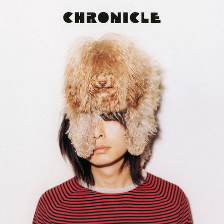 アナログ盤『CHRONICLE』 (okmusic UP's)