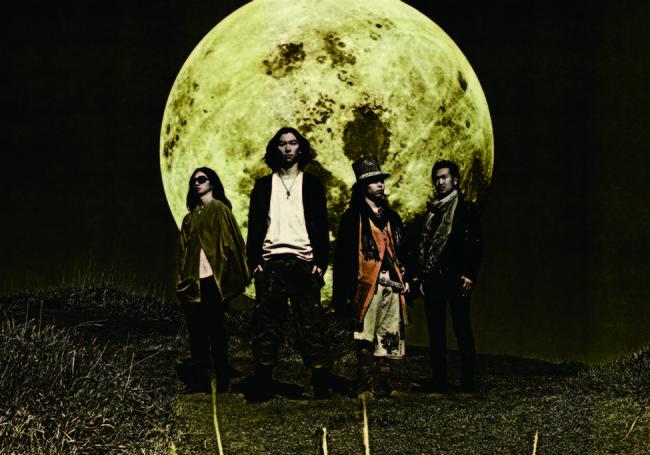 Jeepta(ジープタ)、映画主題歌のメジャー・シングル第1弾をひっさげリリース・ツアー (c)Listen Japan