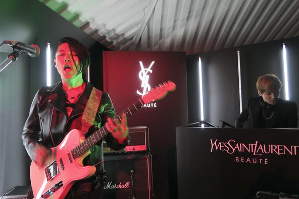 4月15日(金)@表参道 BANK GALLERY (okmusic UP\'s)