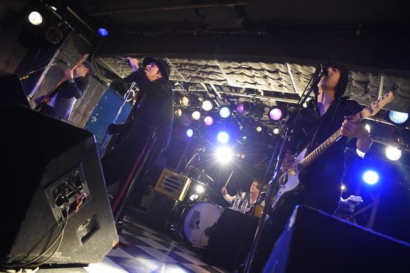 4月15日(金)@東京・新宿LOFT (c)麻生とおる(okmusic UP's)