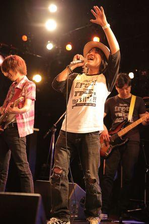 4月15日(金)@HEAVEN'S ROCK さいたま新都心 VJ-3 (c)青木勇太 (okmusic UP's)