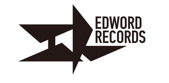 EDWORD RECORDS ロゴ (okmusic UP's)