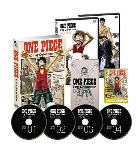 "『ONE PIECE Log Collection ""EAST BLUE""』 (C)尾田栄一郎/集英社・フジテレビ・東映アニメーション"