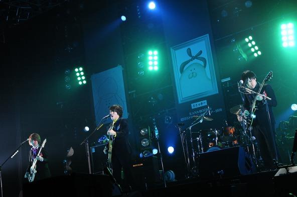 4月16日@幕張メッセ国際展示場9〜11 (okmusic UP\'s)