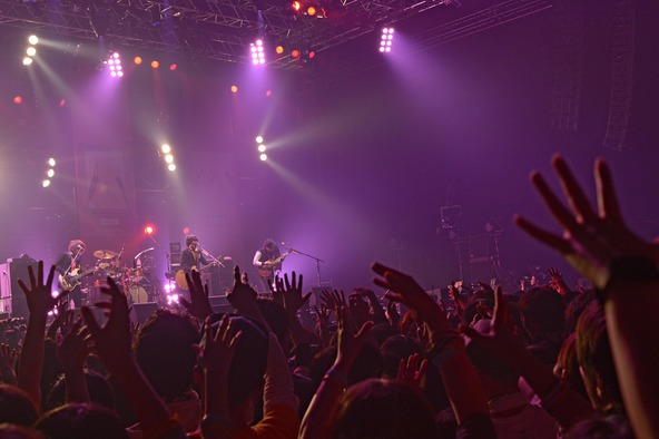 4月16日@幕張メッセ国際展示場9~11 (okmusic UP's)