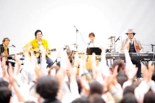 4月17日(日)@神奈川・ラゾーナ川崎プラザ (okmusic UP's)