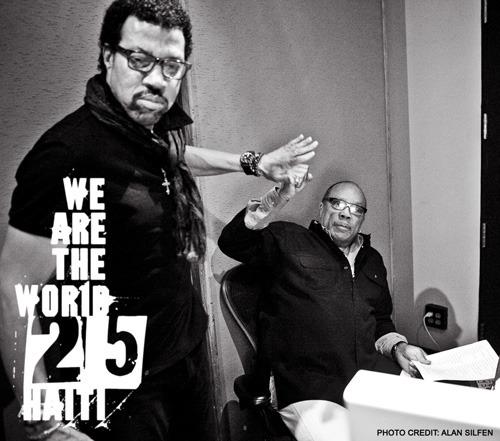 ハイチ救済の新録「We Are The World」、レコチョクでデイリー初登場1位 (c)Listen Japan