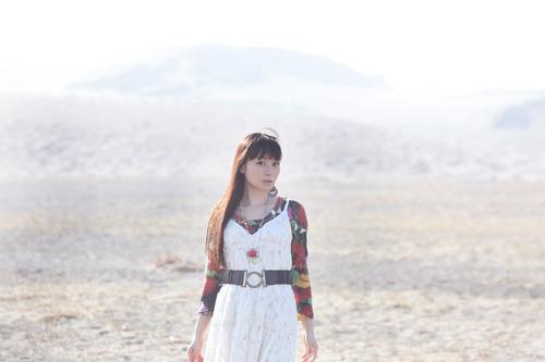 待望の3rdシングル「Horizon」をリリースする今井麻美 (c)ListenJapan