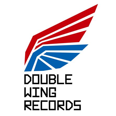 Double Wing Records ロゴ (okmusic UP's)